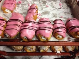 Pink Fluffy Buns